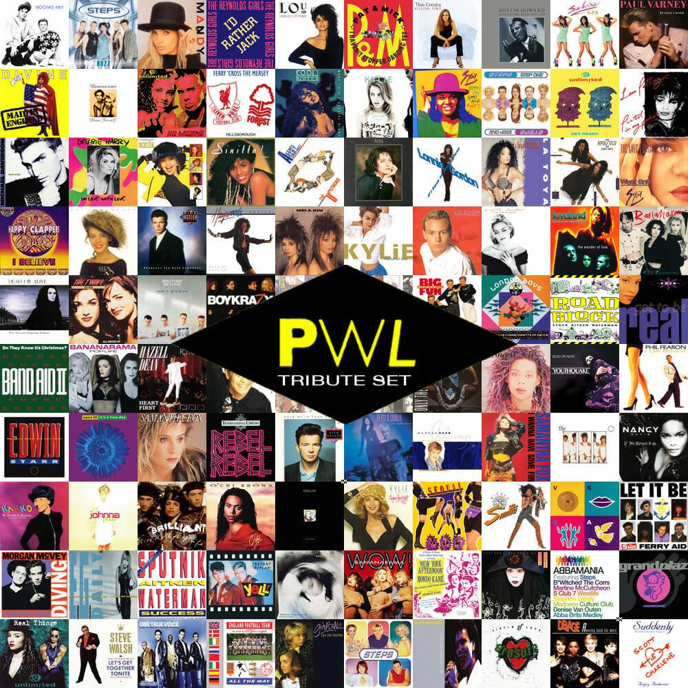 PWL Tribute Set