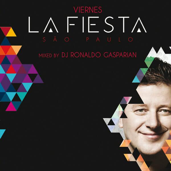CD Viernes La Fiesta Vol. 1
