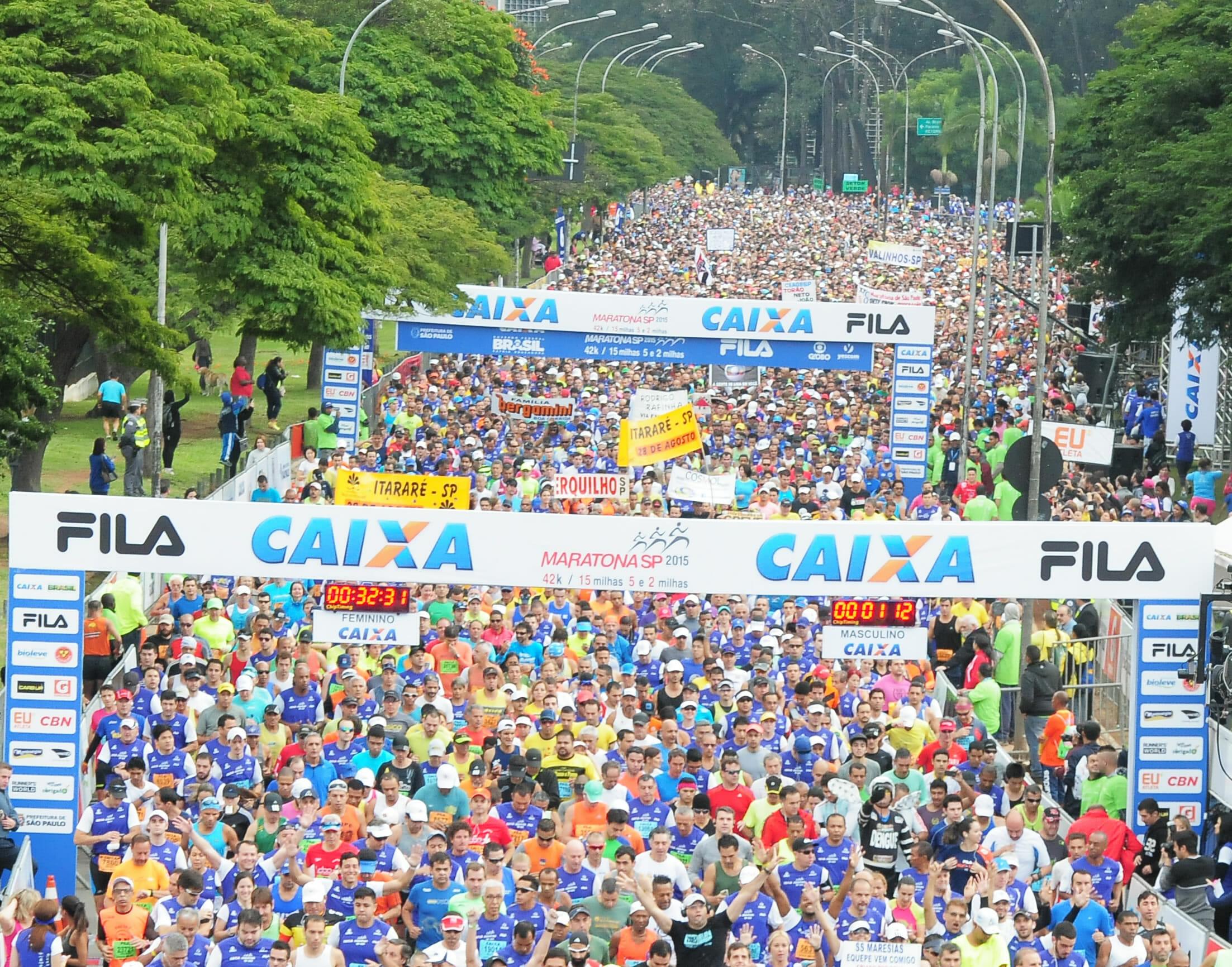Maratona de SP 2016