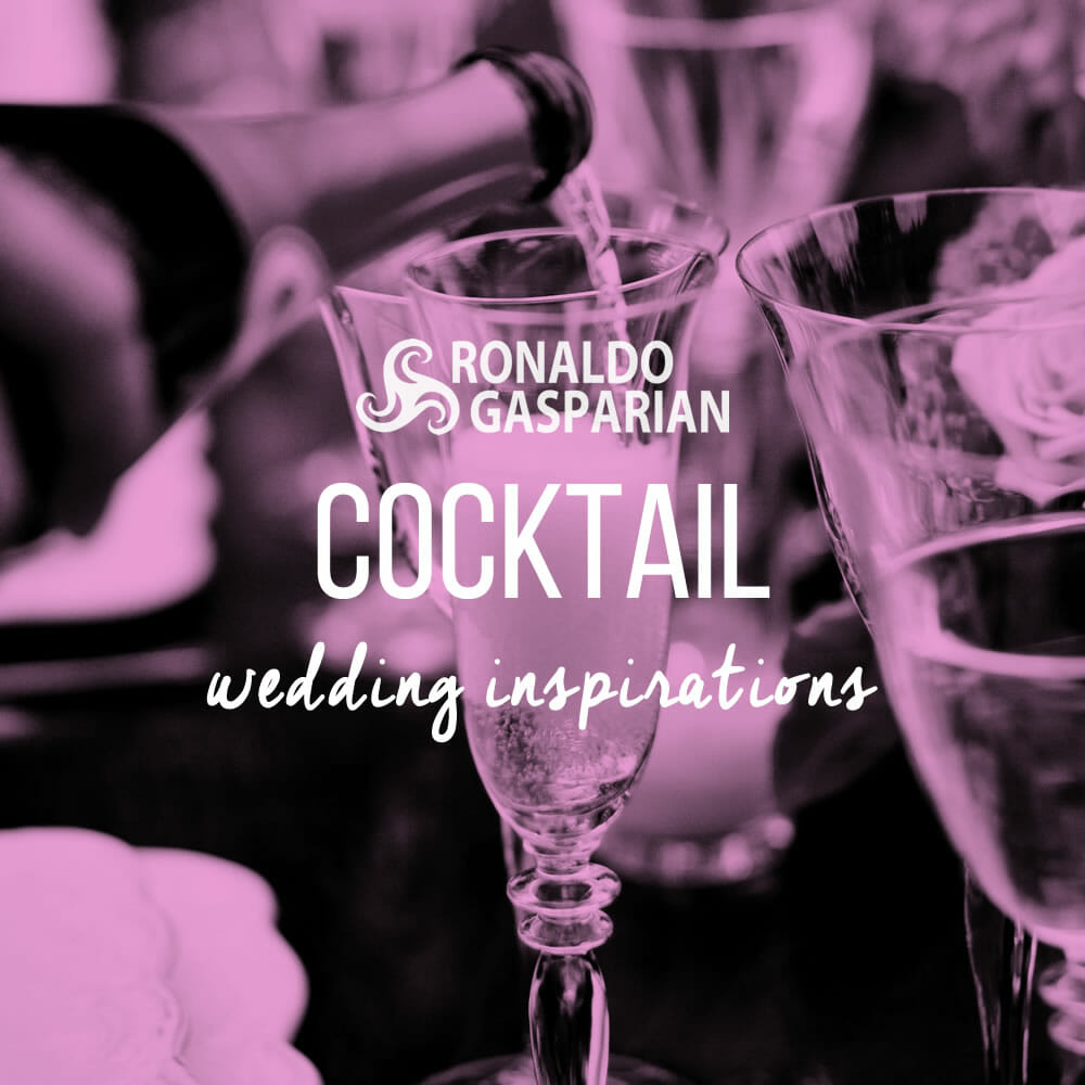 Wedding Inspirations – Cocktail