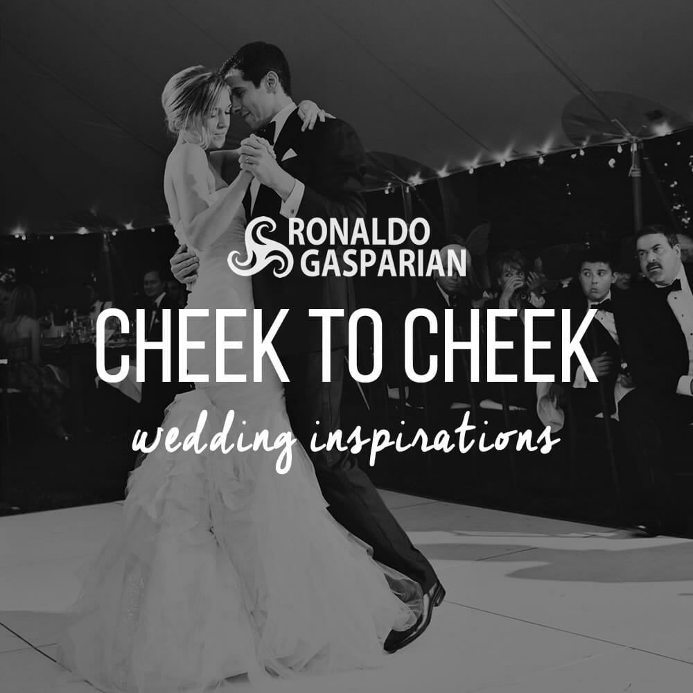 Wedding Inspirations – Cheek To Cheek