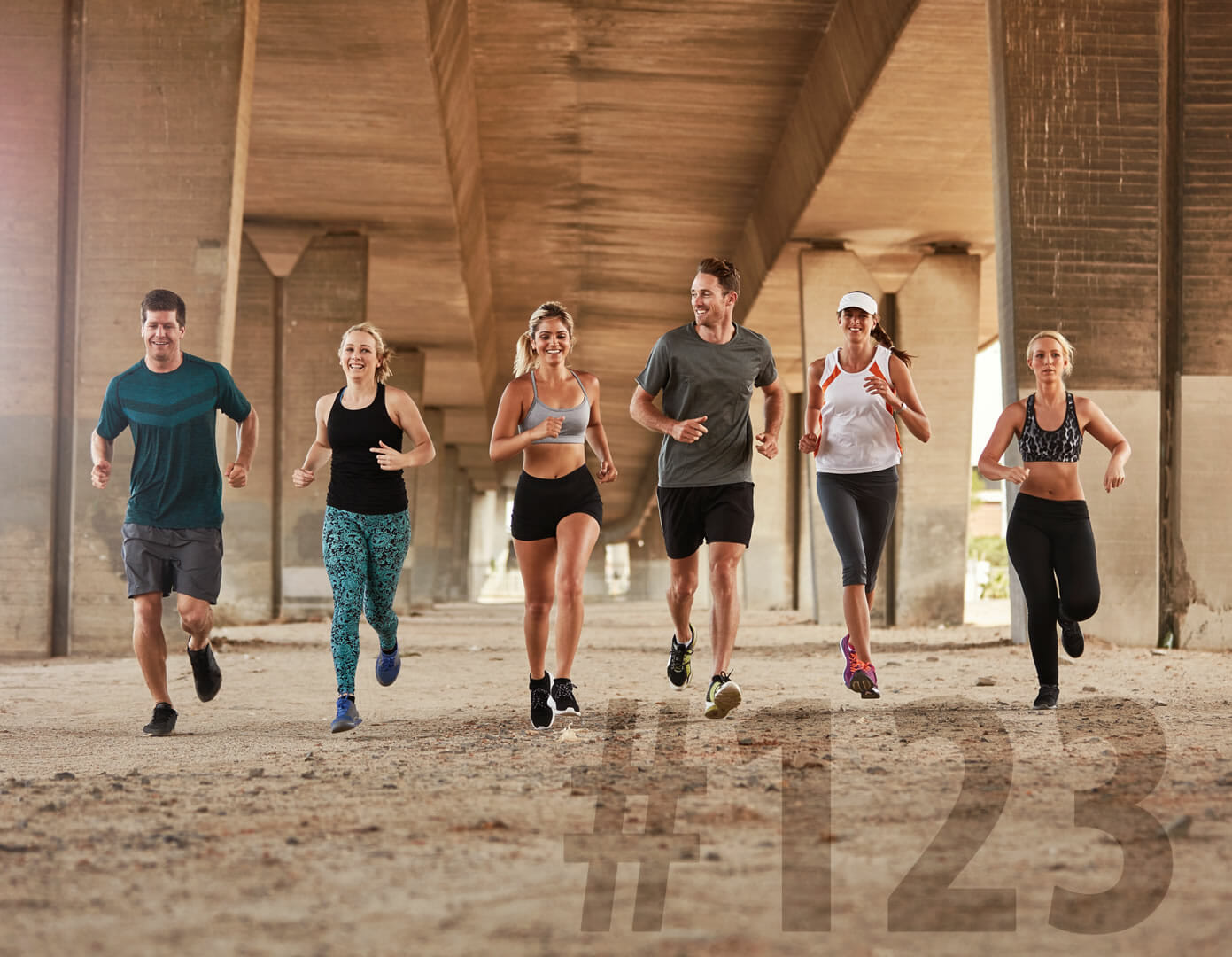 Running Set 123